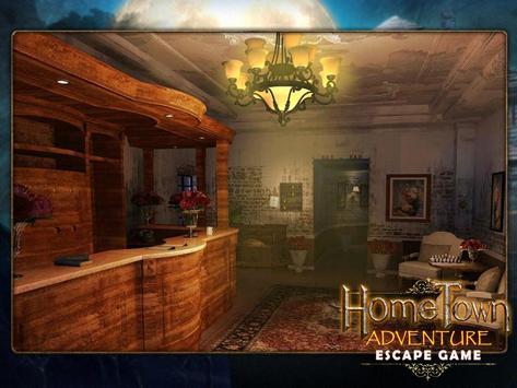 Escape game:home town adventure screenshot 7