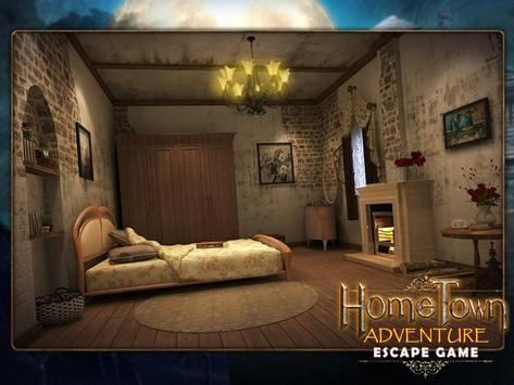 Escape game:home town adventure screenshot 8