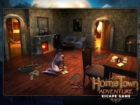 Escape game:home town adventure screenshot 9
