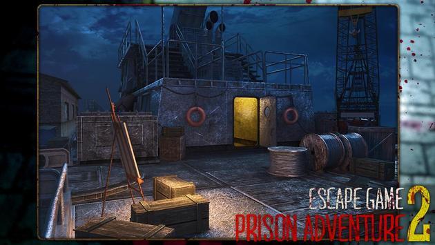Escape game : prison adventure 2 screenshot 1
