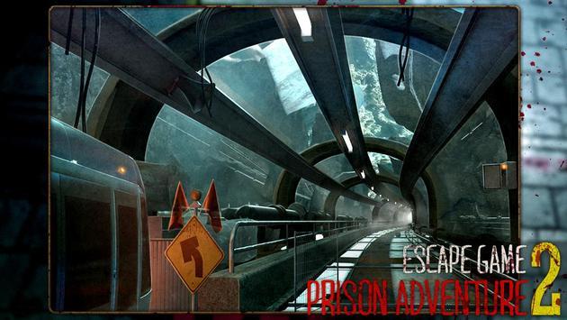 Escape game : prison adventure 2 screenshot 2