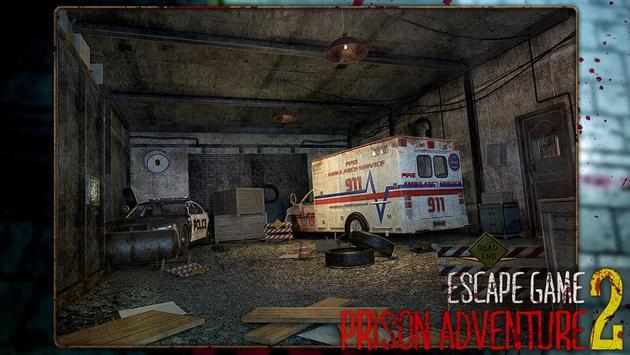 Escape game : prison adventure 2 screenshot 4