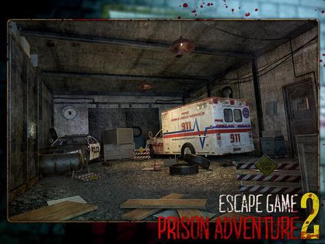 Escape game : prison adventure 2 screenshot 9