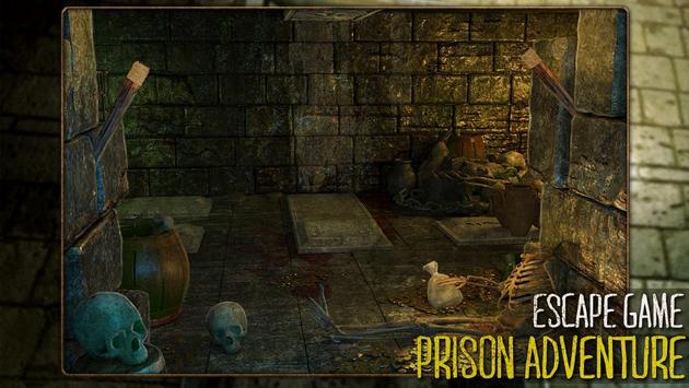 Escape game:prison adventure screenshot 4