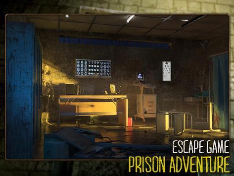 Escape game:prison adventure syot layar 5