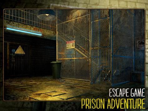 Escape game:prison adventure syot layar 7