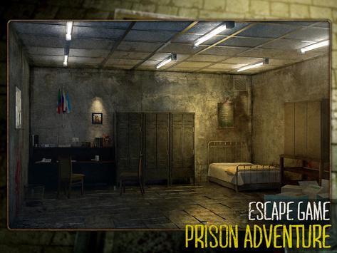 Escape game:prison adventure screenshot 8