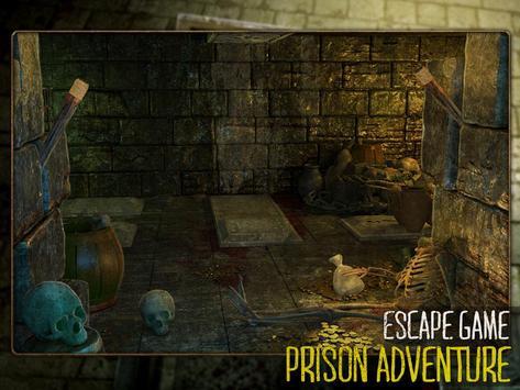 Escape game:prison adventure syot layar 14