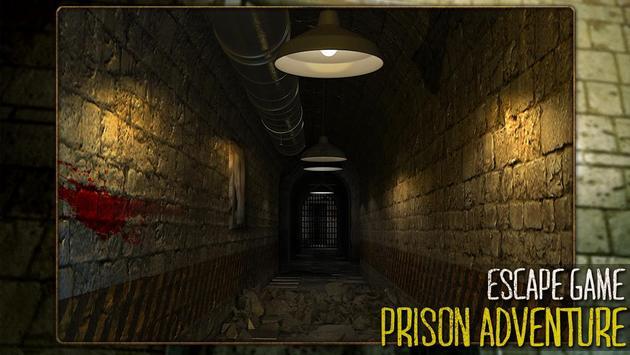 Escape game:prison adventure screenshot 1