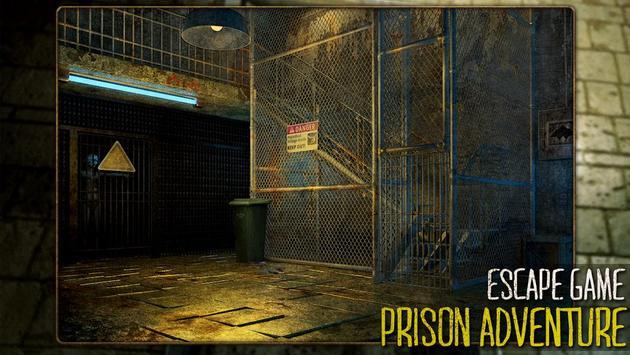 Escape game:prison adventure screenshot 2