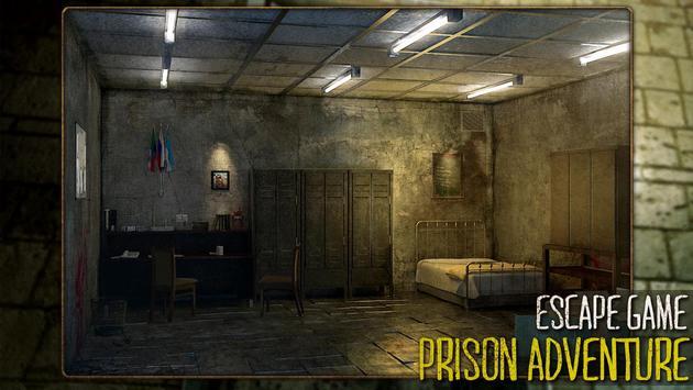 Escape game:prison adventure screenshot 3