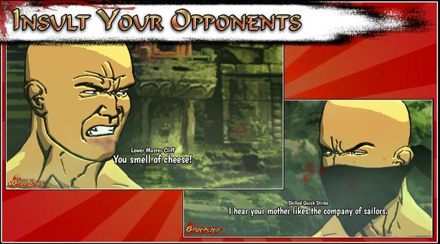 Martial Arts Brutality screenshot 7
