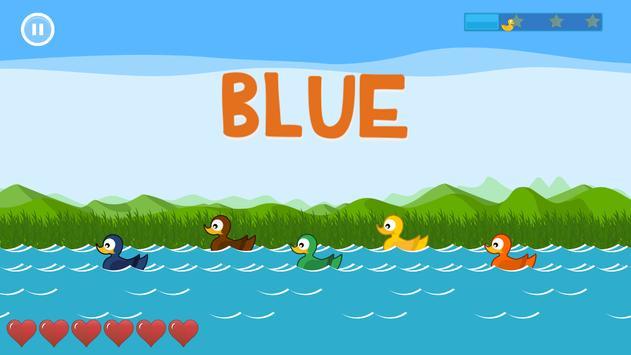 Stroop Effect - Color Game! poster