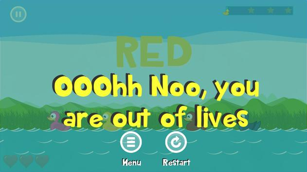 Stroop Effect - Color Game! screenshot 4