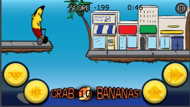 Mr. Banana Grabber screenshot 1