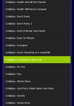 All Songs Of Coldplay Mp3 for Android - APK Download