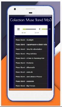 Colection Muse Band Mp3 apk screenshot