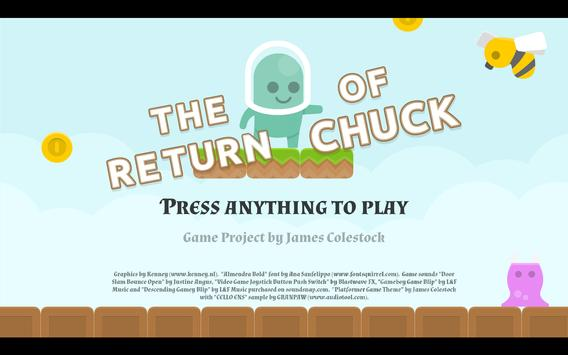 The Return of Chuck (2016) poster