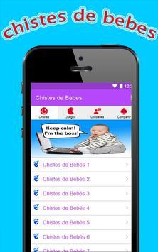 Short jokes Buenos Baby screenshot 1