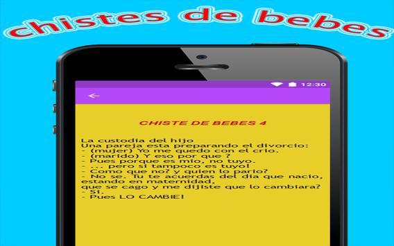 Short jokes Buenos Baby screenshot 8