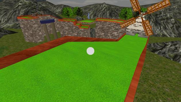 Dynamite Golf Free apk screenshot