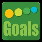 Goals - To achieve your goals! icon