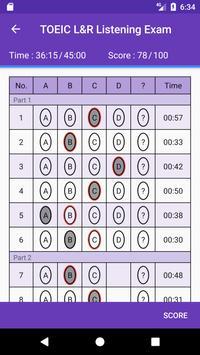 Exams - For bubble sheet exam apk screenshot