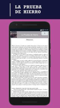 La Prueba de Hierro (LIBRO Completo) screenshot 2