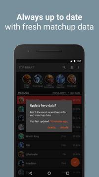 Top Draft for Dota 2 apk screenshot