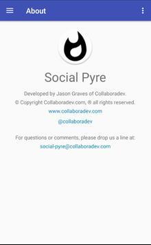Social Pyre apk screenshot