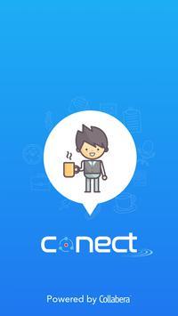 Collabera CONECT poster