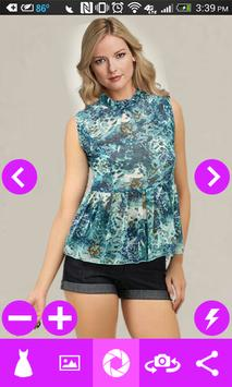 Collage Dress Photo Montage apk screenshot