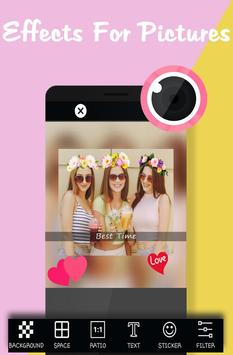 photo collage maker - photo grid editor poster