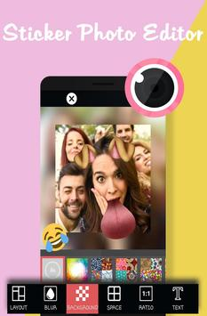 photo collage maker - photo grid editor apk screenshot
