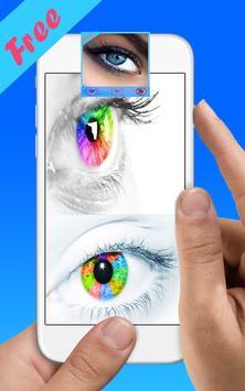 Changer Your Eye Color apk screenshot