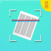 Cam Scanner :PDF Creator + OCR icon