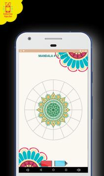 How to Draw Mandalas poster