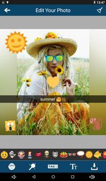 Insta Square Snap Pic Editor screenshot 11
