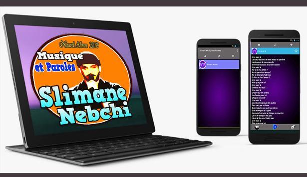 Slimane Nebchi Musique et Paroles screenshot 2