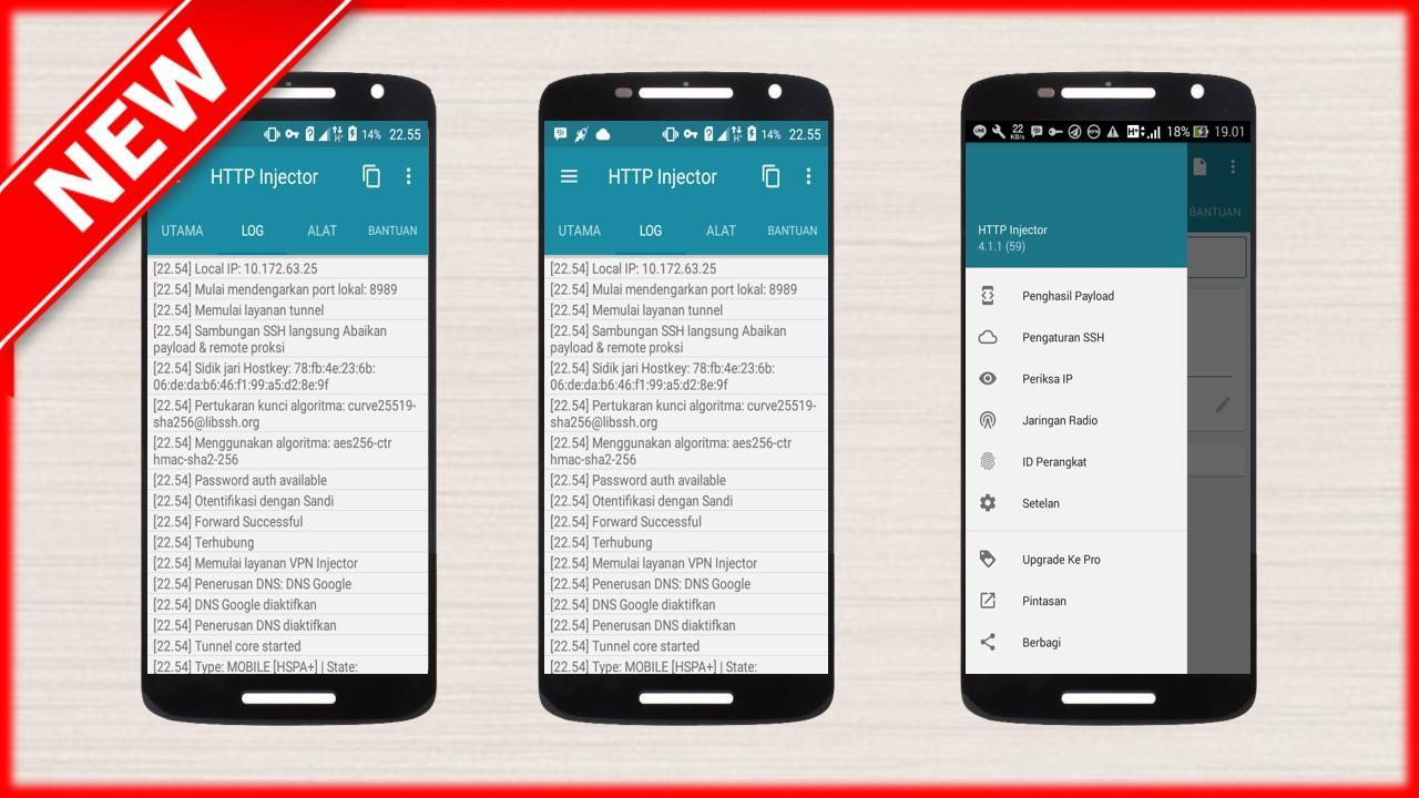 HTTP Injector Generate for Android - APK Download