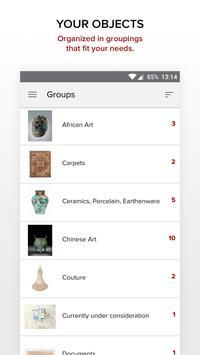Collectrium apk screenshot