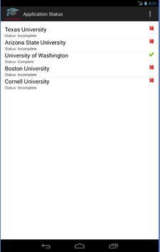 College Applications Reminder screenshot 19