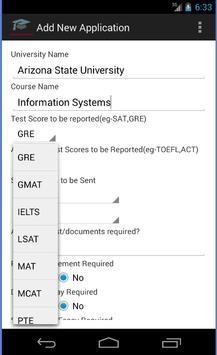 College Applications Reminder screenshot 1