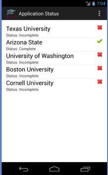College Applications Reminder screenshot 3