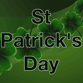 St. Patrick's Day 2017 icon