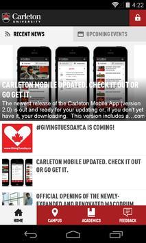 Carleton Mobile poster