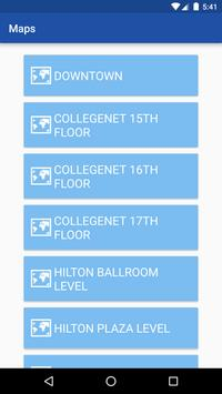 CollegeNET User Conference apk screenshot