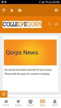 CollegeQorps screenshot 5