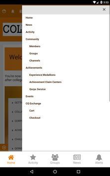 CollegeQorps screenshot 8