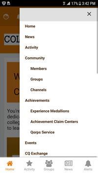 CollegeQorps screenshot 2